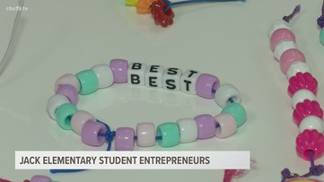 Tyler ISD students create business to help fellow classmates