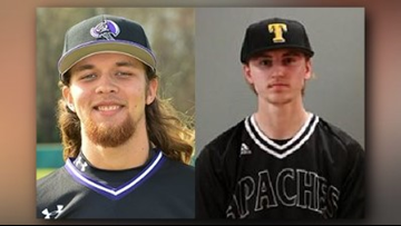 TJC's Peyton Miller, SFA's Alex Palmer picked up in MLB Draft
