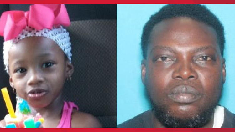Amber Alert Issued For Longview Toddler Cbs19 Tv