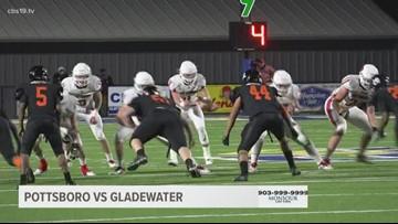 Pottsboro vs. Gladewater
