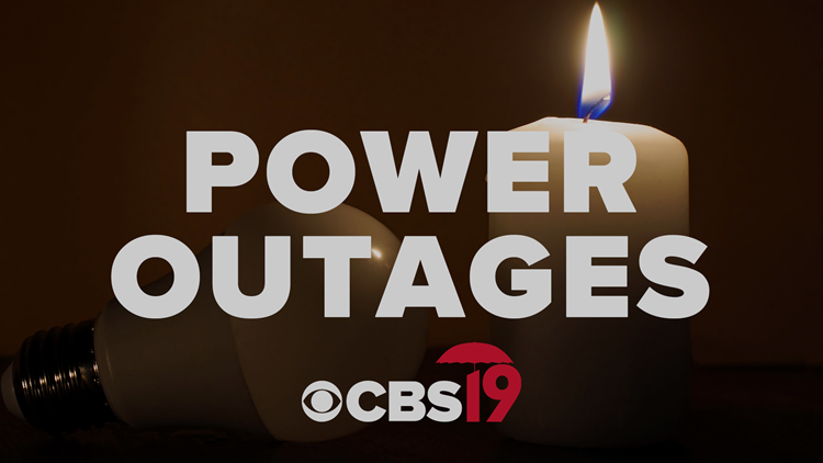 LIST: Nearly 3,000 without power across East Texas