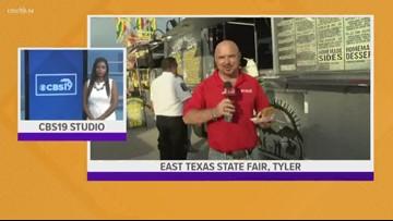 Cowboy Mignon at East Texas State Fair