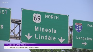 Tyler To Expand City Limits
