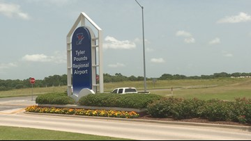 FAA awards $100K to Tyler Pounds Regional Airport for security enhancements