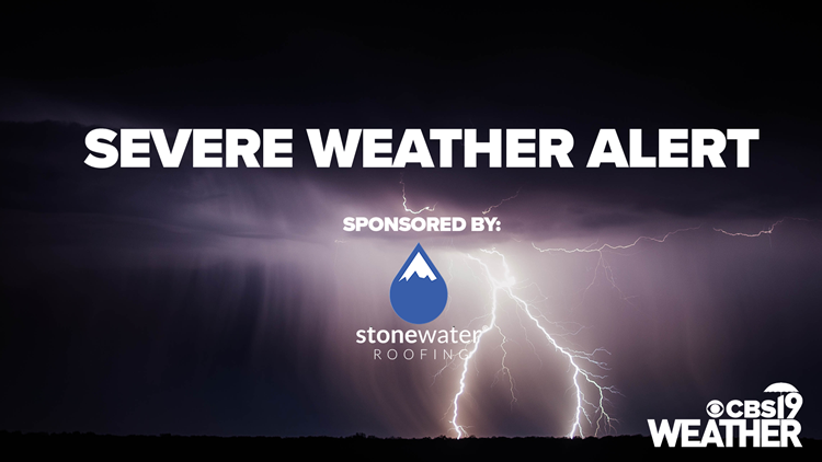 LIST: National Weather Service issues tornado, severe thunderstorm warnings for East Texas counties