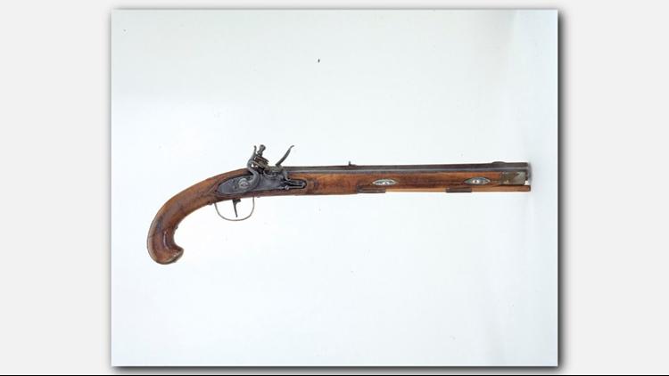 Montgomery pistol