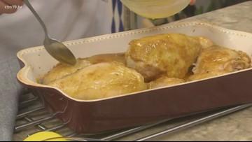 Mr. Food: Honey Lemon Chicken