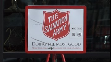 GIVING BACK: Help the Salvation Army of Tyler reach their $400,000 goal