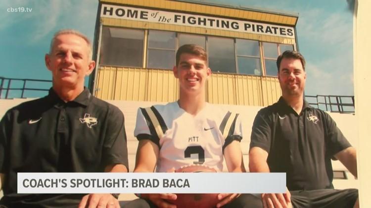 Brad Baca steps down as head football coach at Pittsburg