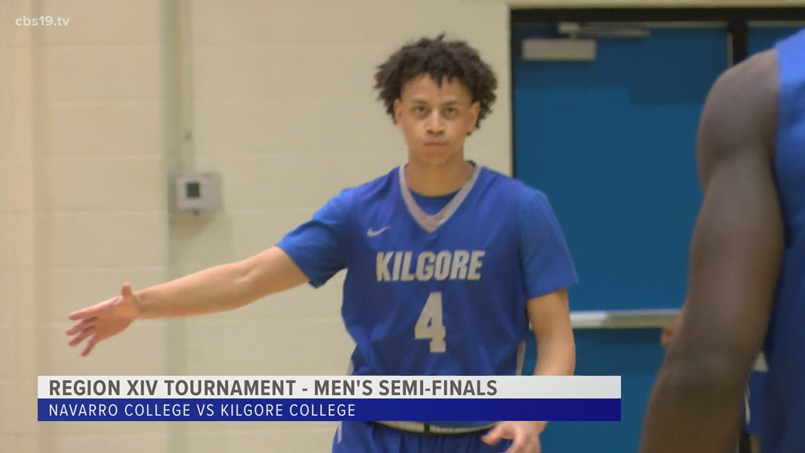 Kilgore College heading to Region XIV final after a gritty, blue collar, victory over Navarro