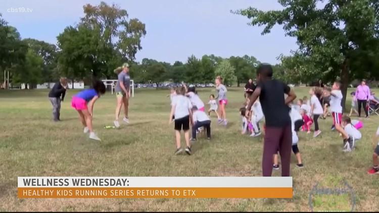 Wellness Wednesday: Healthy Kids Running Series