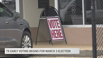 Smith County pulls in 1,289 votes on 1st day of early voting