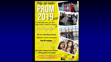 #ALTOgether: Help make prom 2019 a memorable night for Alto students