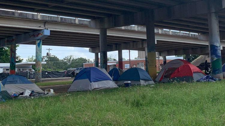 Volunteers needed to help the homeless get off the streets in Tyler