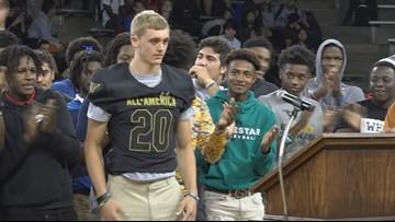 Longview quarterback Haynes King invited to Under Armour All-American gam