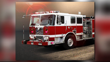Crews responding to fire in Rusk County