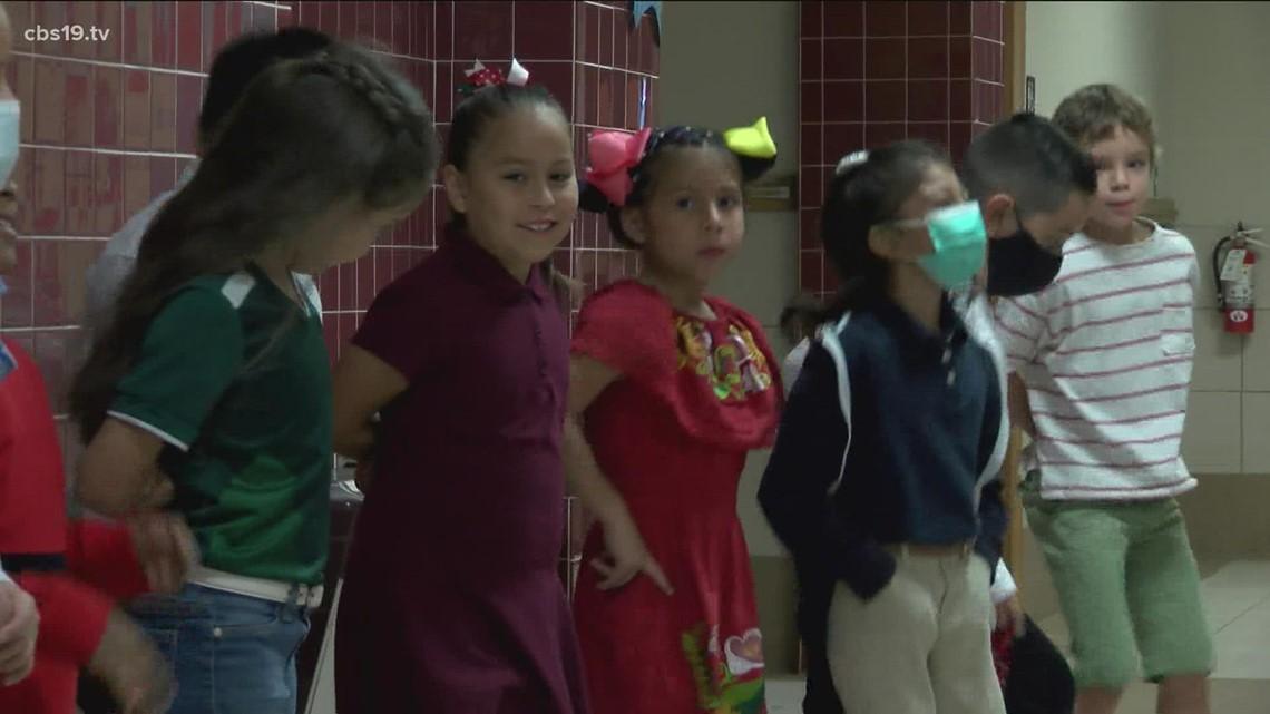 Celebrating Hispanic Heritage Month: Birdwell Elementary kicks off celebration with La Raspa