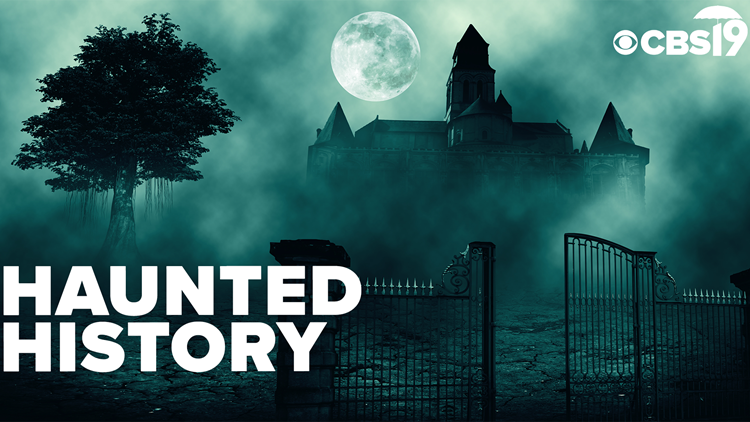 HAUNTED HISTORY: CBS19 takes you to some of the most haunted places in Texas