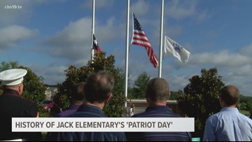 Jack Elementary teaches students about namesake, the significance of 9/11
