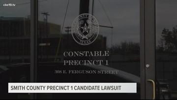 Texas Supreme Court denies lawsuit against Smith Co. Pct. 1 Constable candidate