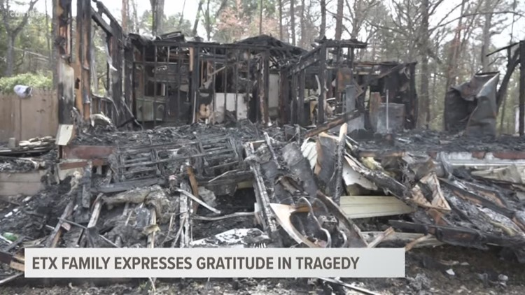 VIDEO: ETX family expresses gratitude in tragedy