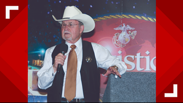 LONE STAR JUSTICE: Former Smith County sheriff J B  Smith