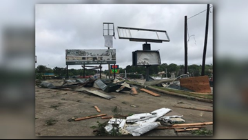 Two Tornadoes confirmed to have hit East Texas Wednesday night