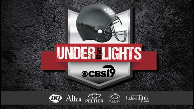 Under the Lights - Week 8 Finals