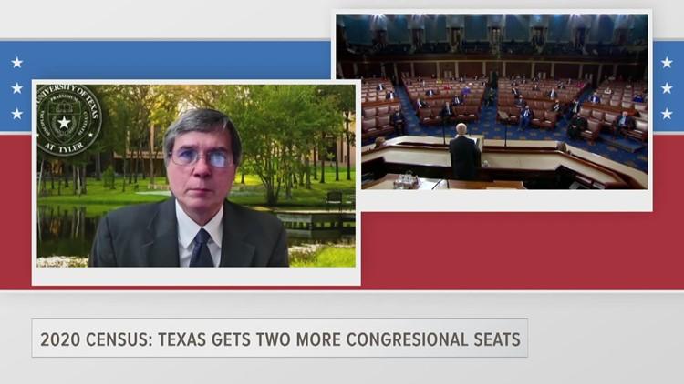 ETX Covered: UT Tyler's Dr. Kenneth Wink on the impact to East Texas of the 2020 Census