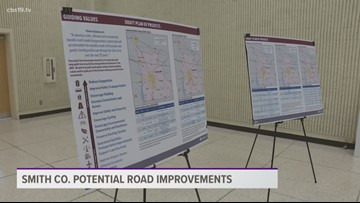 Smith County residents encouraged to give feedback for 25-year traffic plan