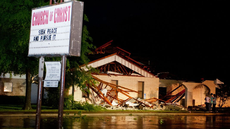 ON THIS DAY: Several tornado outbreaks occurred in East Texas in 1919, 2009 and 2015