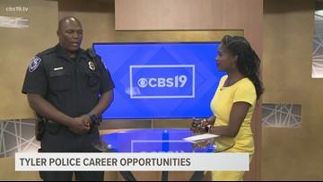 Tyler Police Department Career Opportunities