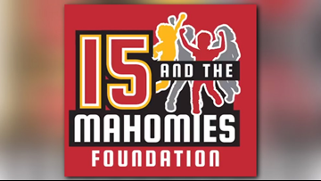 ROLLIN' WITH MAHOMIES: Whitehouse native Patrick Mahomes sets up children's foundation