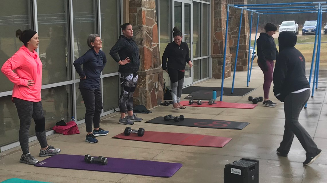 Fitness program motivates people to 'lighten up'