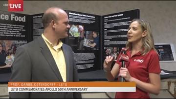 LeTourneau University exhibit commemorates Apollo 11 50th anniversary