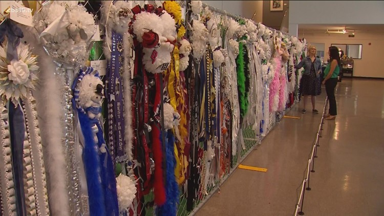 Mums are back in time for  homecoming season