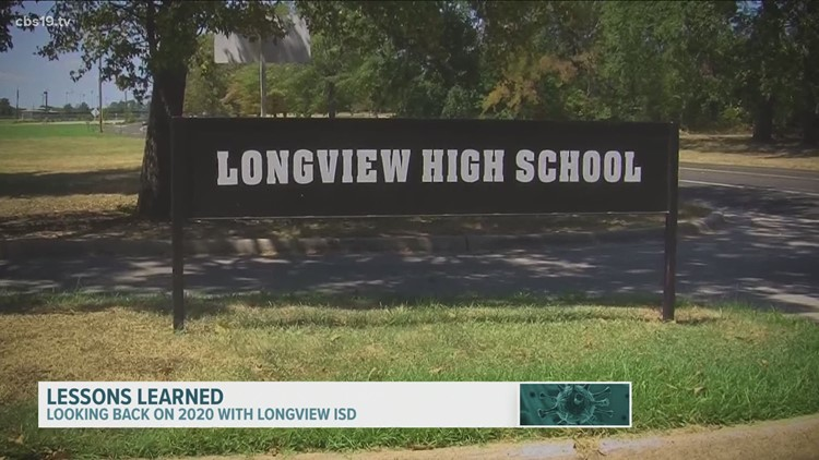 LESSONS LEARNED: Longview ISD embraces change to get through pandemic