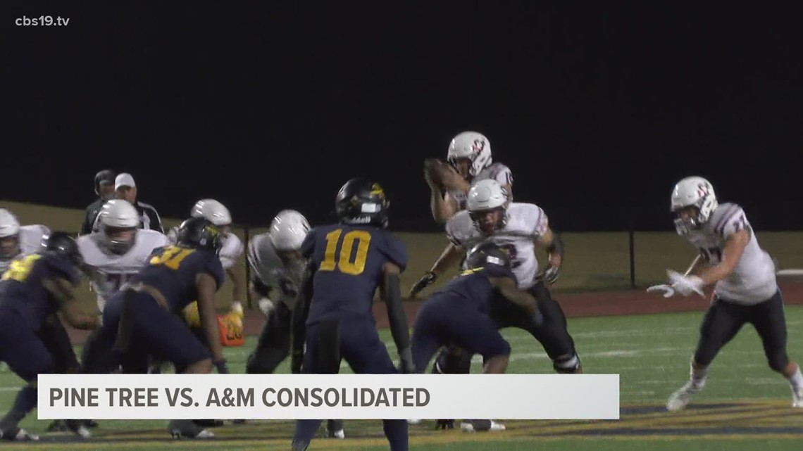 UNDER THE LIGHTS: Pine Tree gets by A&M Consolidated
