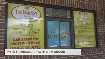 Thriving Tyler economy brings in new family businesses