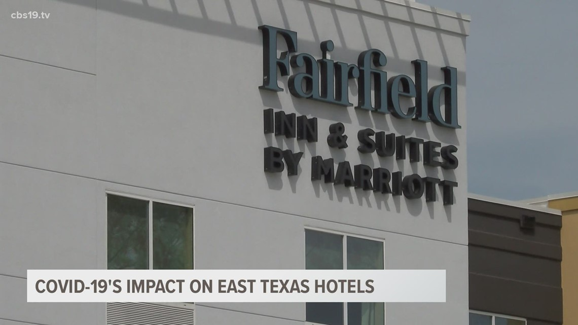 BACK TO BUSINESS: COVID-19's impact on East Texas hotels
