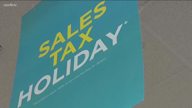 Parents Gear up for Tax-free Sales Weekend