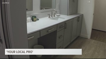 Your Local Pro: Remodeling your bathroom