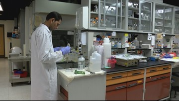 Tyler doctors develop a drug that could reverse lung scarring