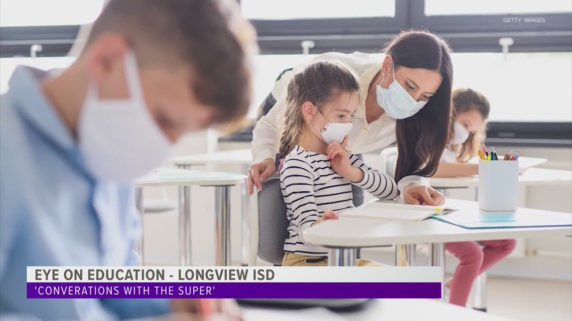 Longview ISD holds event for parents to speak with superintendent