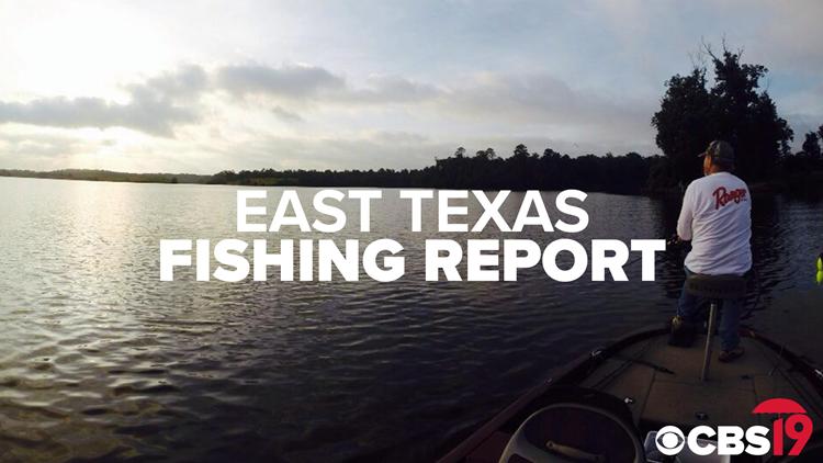 EAST TEXAS FISHING REPORT: Week of May 13, 2021