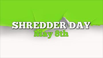 CBS19 announces spring Super Shredder Days for Tyler, Longview