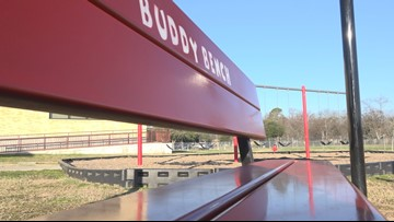 Van ISD combats bullying with 'Buddy Bench'