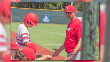 David Upchurch named new head baseball coach at Bishop T K