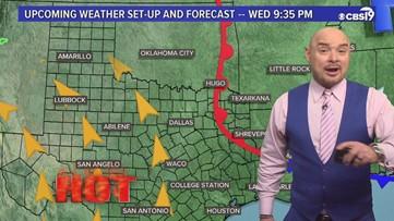 Wednesday Night Web Weather