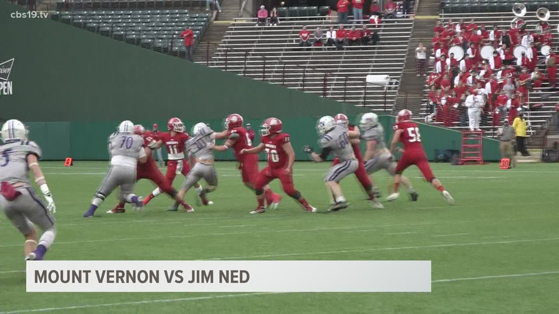 UNDER THE LIGHTS: Jim Ned takes down Mt. Vernon 24-17